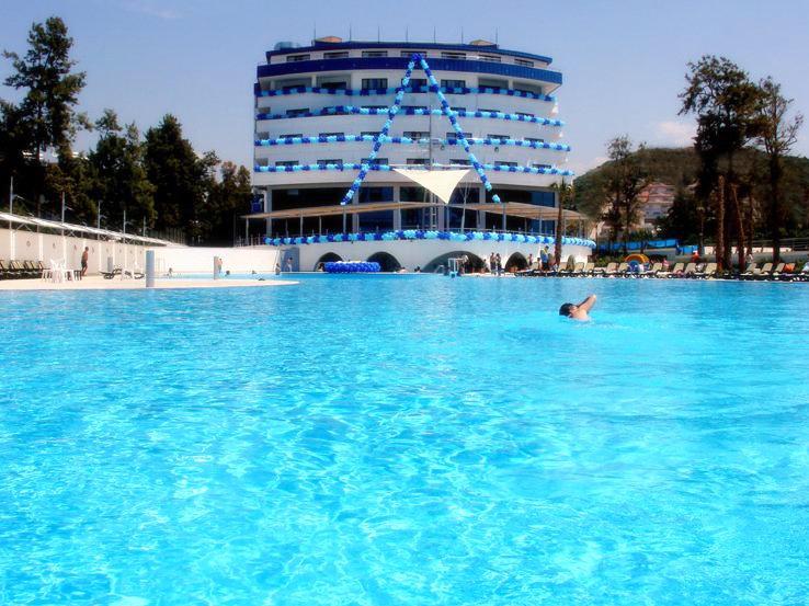 Bayanlara Özel Havuzu İle Bera Hotel Alanya