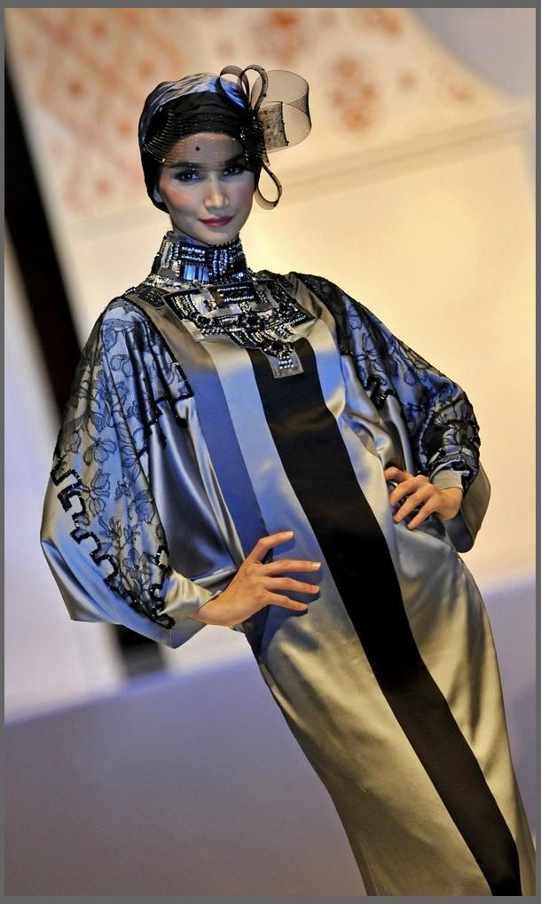 2009 İslami Moda Festivali'nden Ünlü Modacılar Geçti