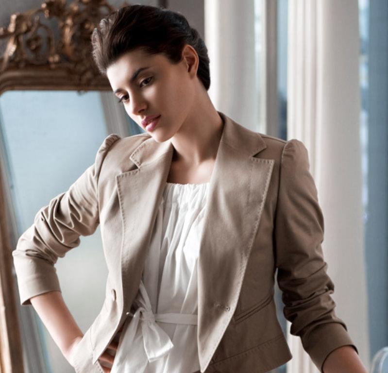 Ipekyol 2010 Koleksiyonundan Şık Ceket Modelleri
