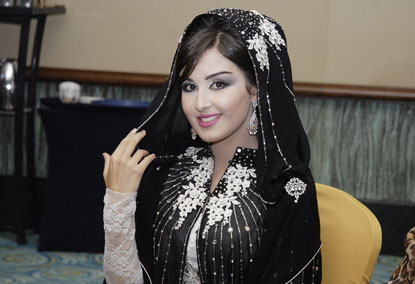 Dubai'den Abaya (Ferace) Modelleri
