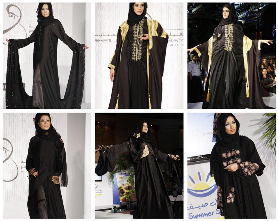 abaya ferace modelleri 2010