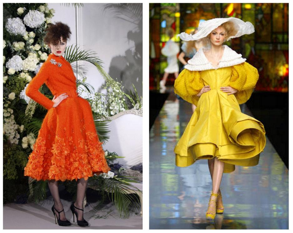 dior 2010 koleksiyonu elbise abiye modelleri