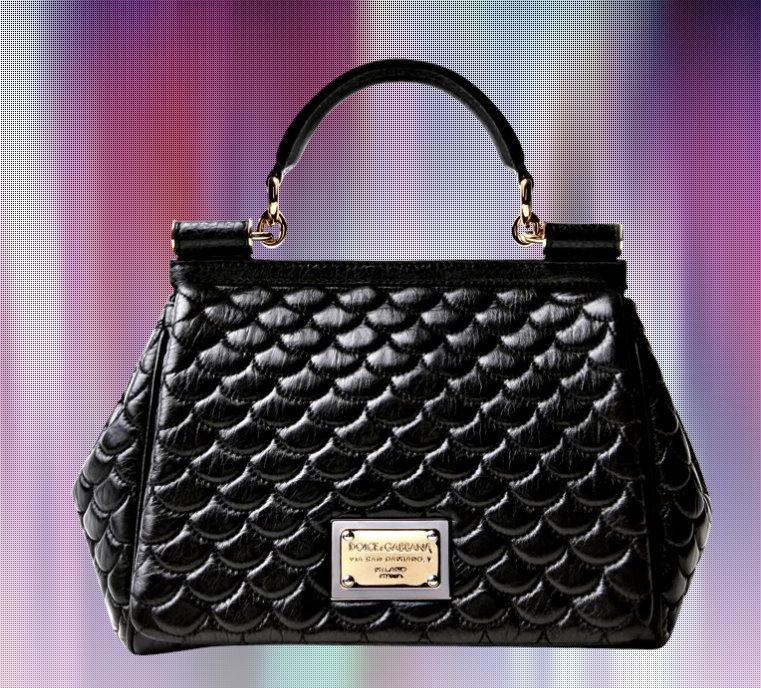 Dolce&Gabbana Ayakkabı Çanta Modelleri