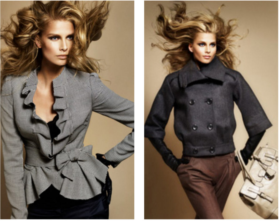 ipekyol 2010 koleksiyonu manto ceket modelleri