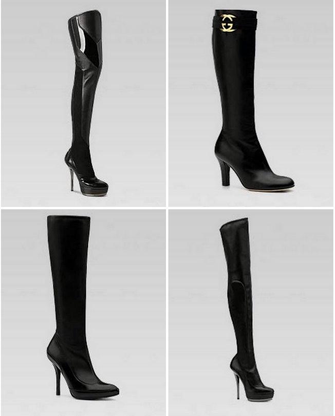 2010 gucci çizme bot modelleri 2