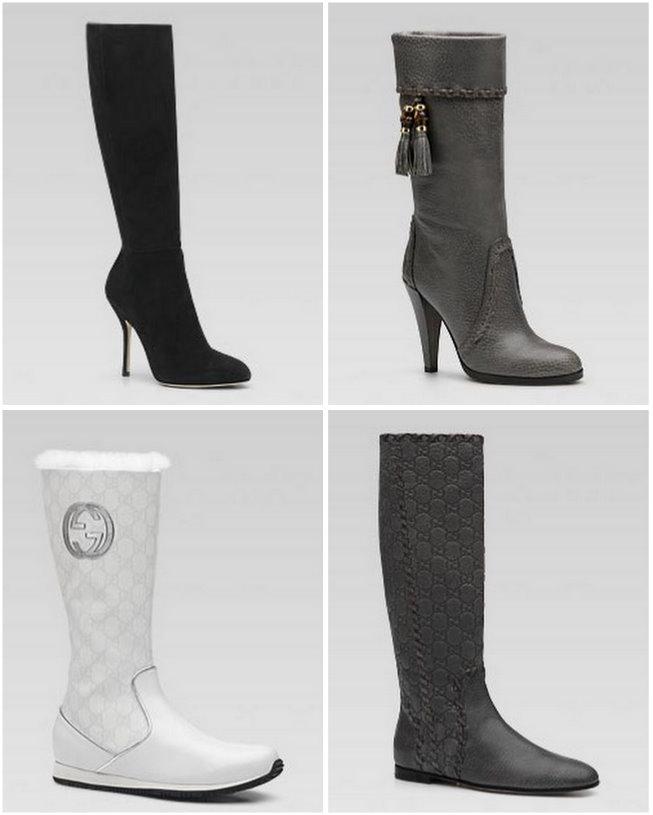 2010 gucci  çizme bot modelleri 3