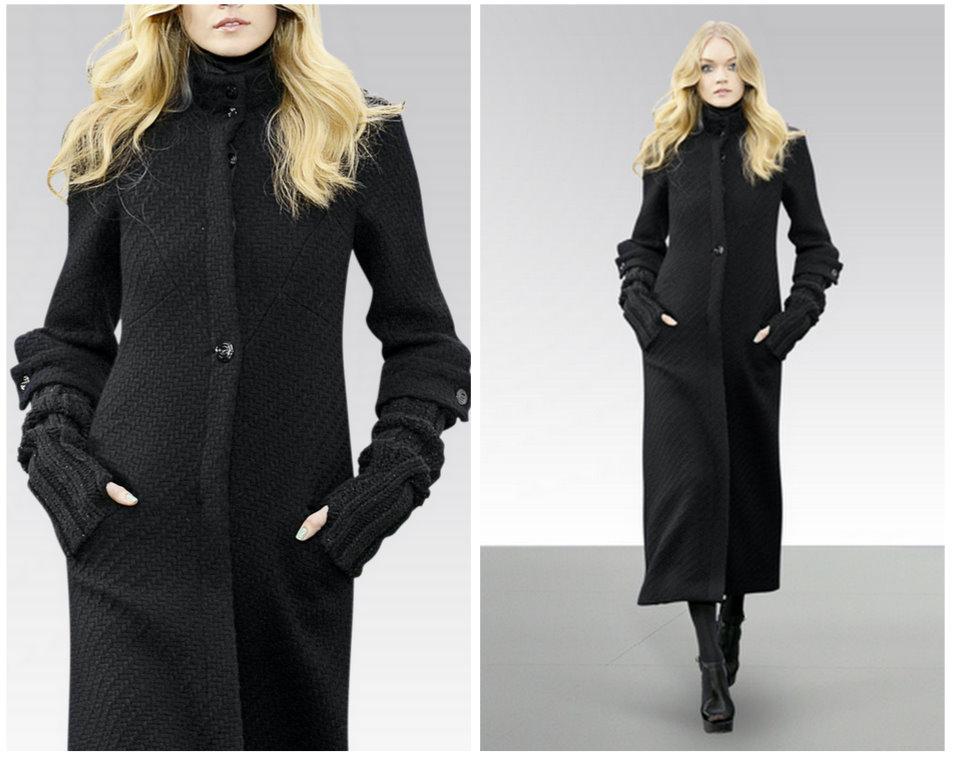 2010 manto ve pardösü modelleri Chanel 4