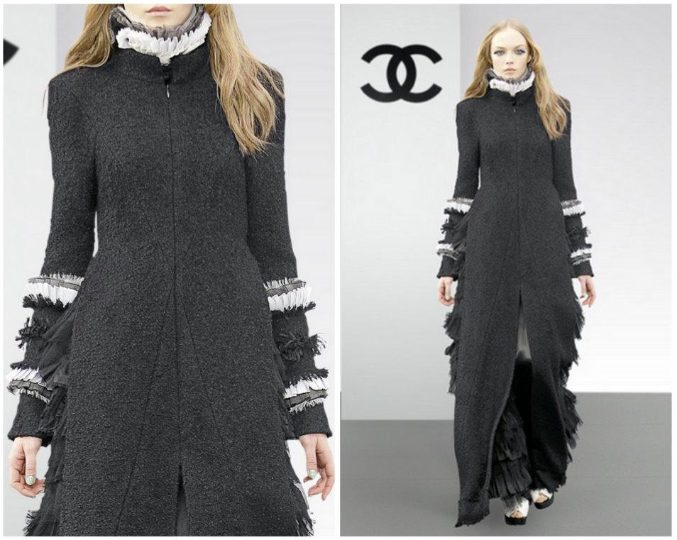 2010 manto ve pardösü modelleri Chanel 6