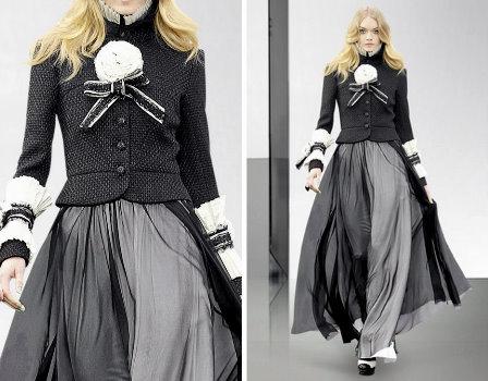siyah etek ve ceket