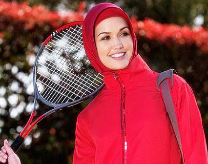 Tesettürlü Bayanlar İçin Spor Kıyafetleri