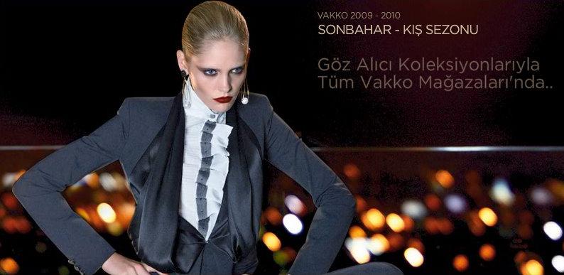 Vakko 2010 Koleksiyonu İle Anı Yakalıyor