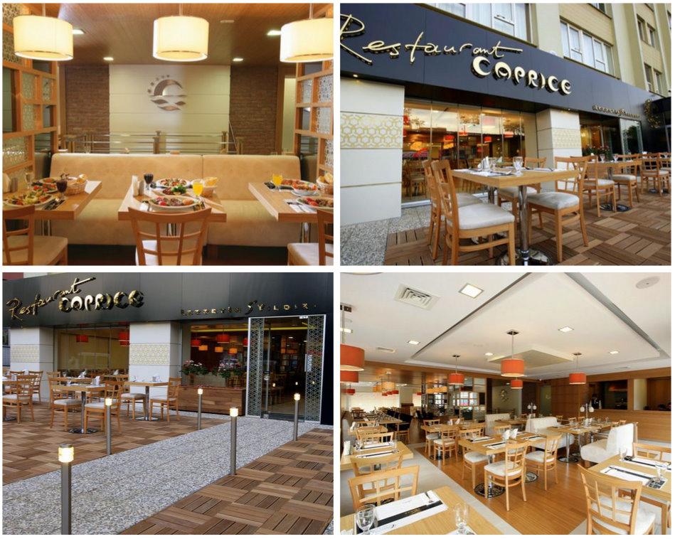 caprice restaurant 1