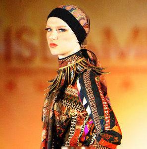 Tesettür Abiye Kıyafet Modelleri