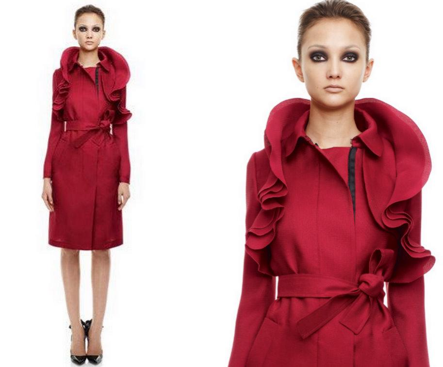 Valentino'dan Tesettürlü Bayanlara Tunik ve Manto Modelleri