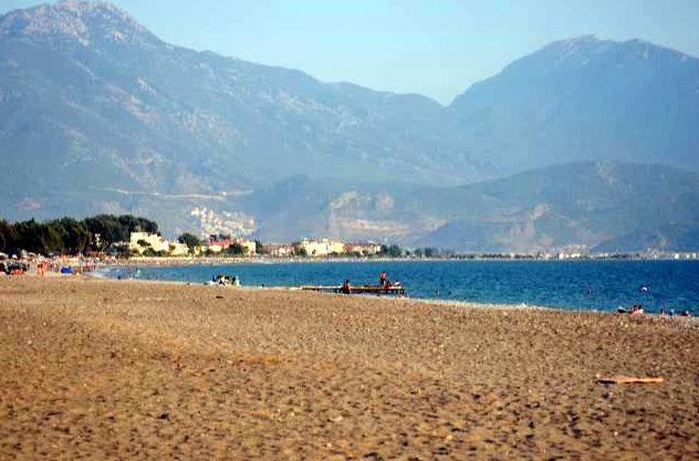 Fethiye'de Alternatif Tatil Sizleri Bekliyor