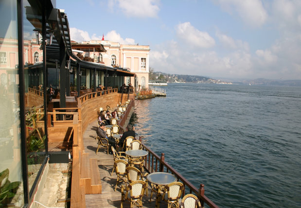 Boğaz'da Alkolsüz Bir Mekan Oba Restoran&Cafe