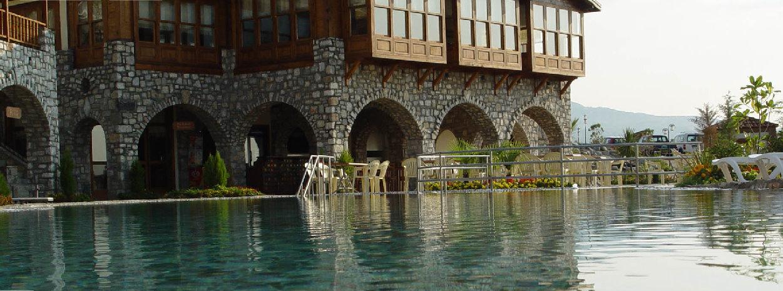 Muhafazakar Tatilin Doğru Adresi Umut Thermal Hotel