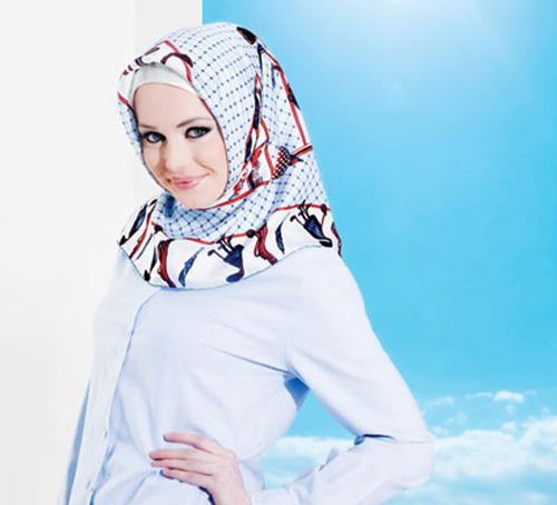 Akel Eşarp Modelleri