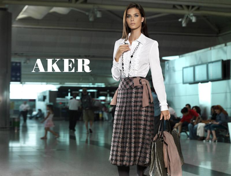 Aker Giyim 2010-2011 Sonbahar-Kış Koleksiyonu