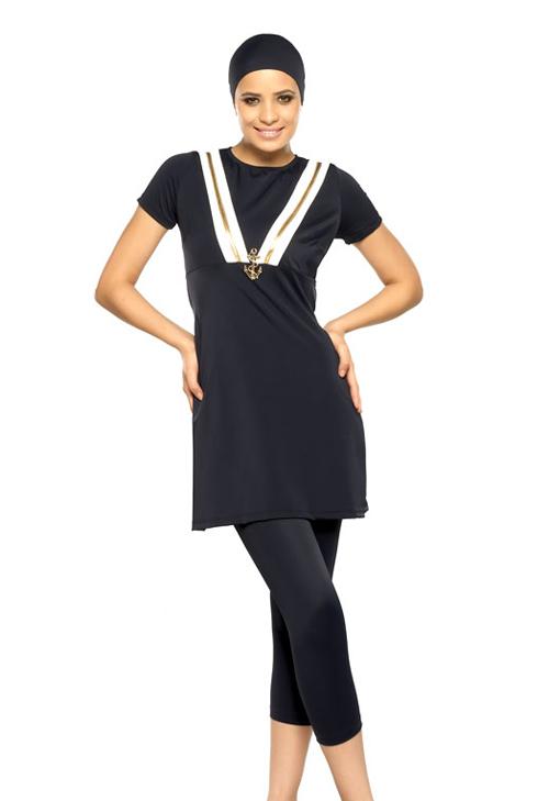 Yeni Rivamera Tesettür Mayo Modelleri Yenimodam 2012 Tesettür Giyim