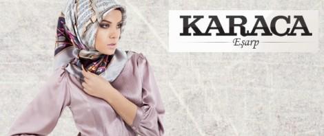 Karaca Eşarp 2011 Modelleri