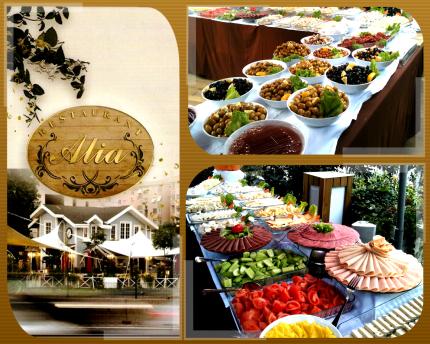 Alia Restaurant – Kozyatağı
