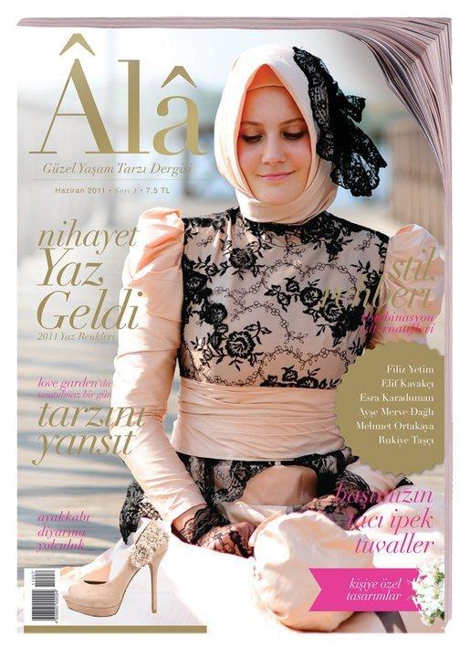 Tesettür Dergisi Ala (1)