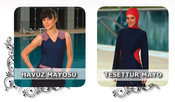Temasu 2011 Tesettür Mayo Modelleri