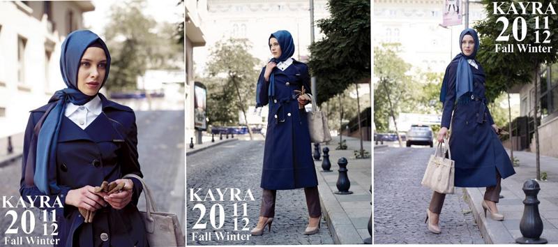 Kayra Giyim 2012 Pardesü Modellerindeki Şıklık…