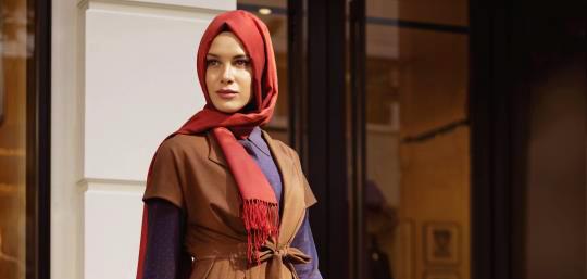 Sonbahar-Kış Tesettür Giyim Önerileri