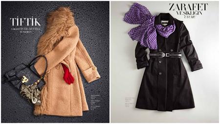İçinizdeki Stil İkonunu İpekyol 2012 Sonbahar-Kış Koleksiyonuyla Keşfedin!