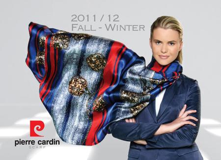 Pierre Cardin Eşarp 2011-2012 Sonbahar-Kış Koleksiyonu