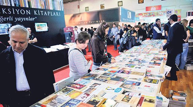 TÜYAP Uluslararası İstanbul Kitap Fuarı Açıldı!