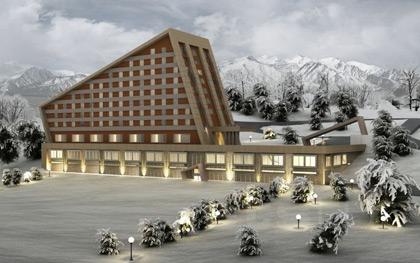 Kış Tatili İçin Yeni Adres: Kaya Palazzo Ski & Mountain Resort