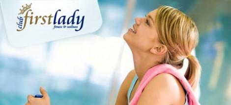 Bayanlara Özel Sportif Yaşam Merkezi 'Club First Lady'