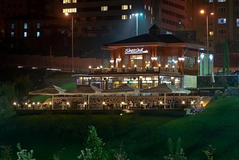 Sheesha Cafe ile Yeni Lezzetler…
