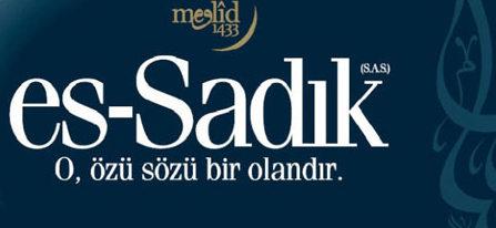 Mevlid Kandili Özel: es-SÂDIK (sas)