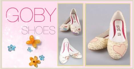Goby Shoes Eğlenceli ve Şık…