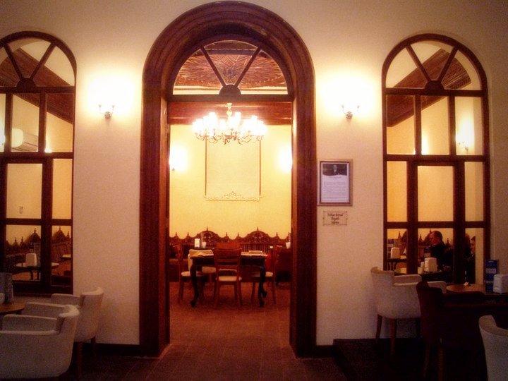 Bir Nezih Ortam 'Edebiyat Kıraathanesi'