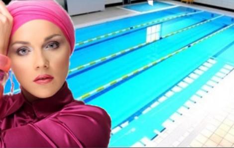 Bayanlara Özel Yüzme Keyfi…