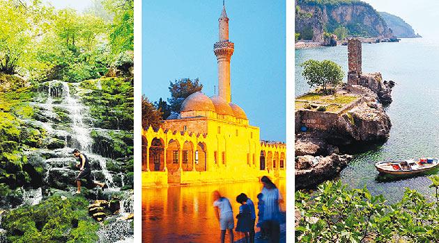 Türkiye'nin Seyyahlarından Yaz Rotası