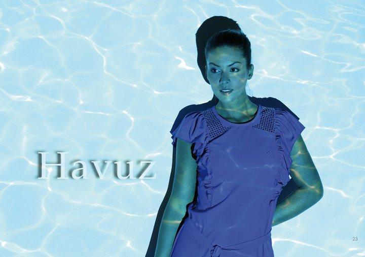 Yeşilvadi'de Bayanlara Özel Havuz…