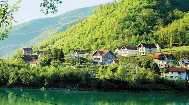 """Bosna'yı bir de """"Baharda Görün"""""""