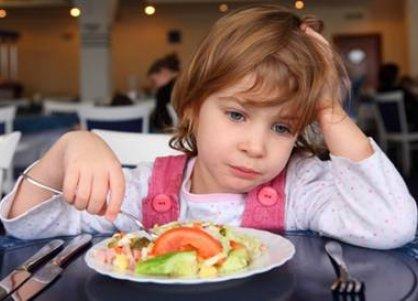 Çocuğum İştahsız Diye Üzülmeyin!