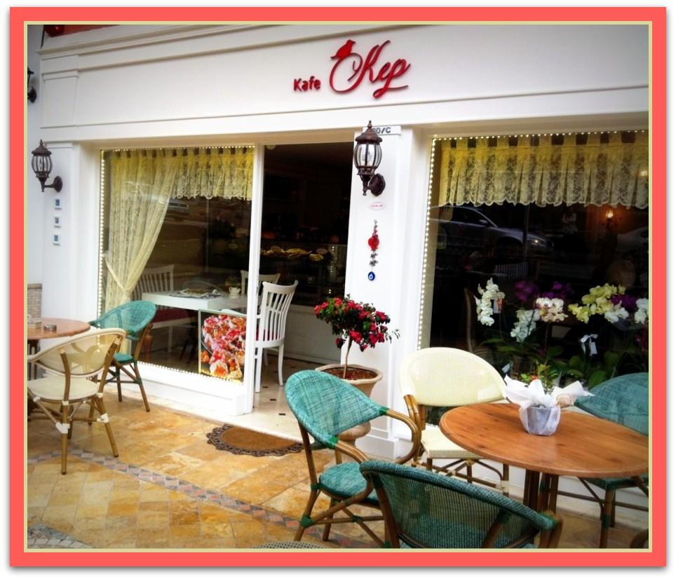 Erenköy'de Butik Kafe: Kafe Kep
