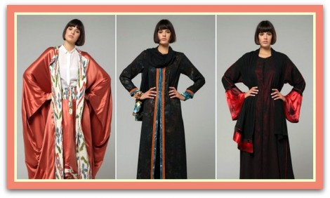 Ferace-Abaya-Kaftan-Tesettür-Abiye-ve-Tesettür-Elbise-Modelleri
