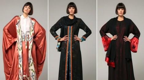 Fetih 1453'ün Kostüm Tasarımcısından Özel Kaftan, Ferace ve Abiye Modelleri!