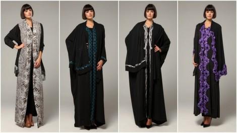 Ferace Abaya Kaftan Tesettür Abiye ve Tesettür Elbise Modelleri