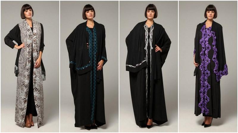 4a65fc7956f71 Ferace-Abaya-Kaftan-Tesettür-Abiye-ve-Tesettür-Elbise-Modelleri-9 ...