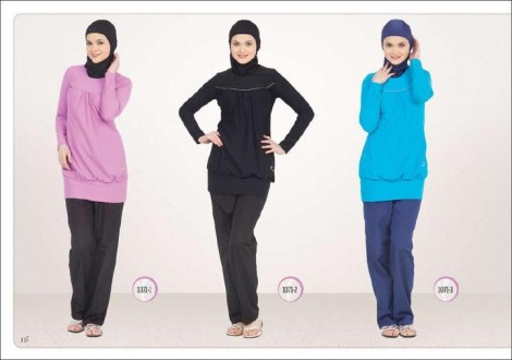Ranuna Tesettür Mayo Modelleri 2012